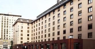 Starhotels Ritz - Μιλάνο - Κτίριο