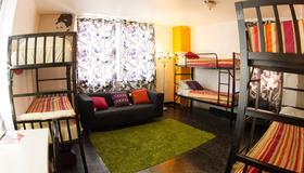 Jazz On The Park Hostel - New York - Schlafzimmer