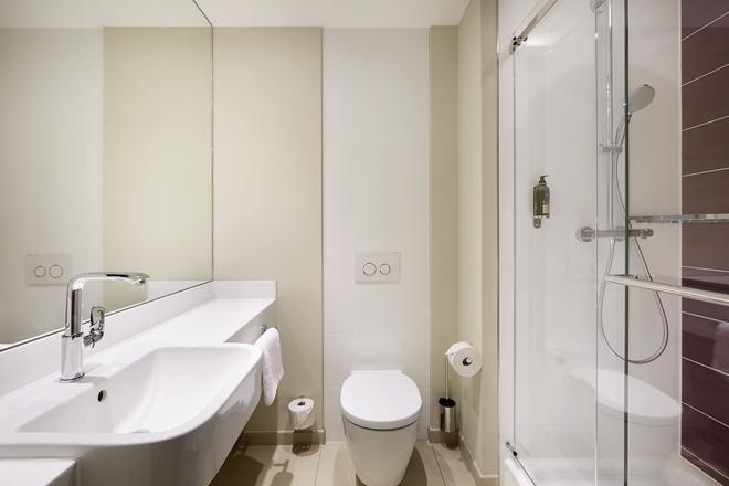 Premier Inn Frankfurt Messe - 法蘭克福 - 浴室
