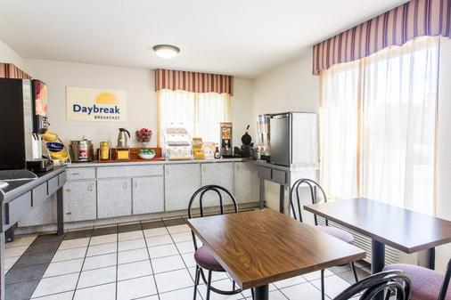 Days Inn by Wyndham Lake City I-10 - Lake City - Μπουφές