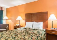 鹽湖城 I-10 戴斯酒店 - 萊克城 - 湖城 - 臥室