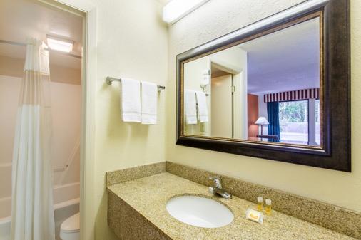 鹽湖城 I-10 戴斯酒店 - 萊克城 - 湖城 - 浴室