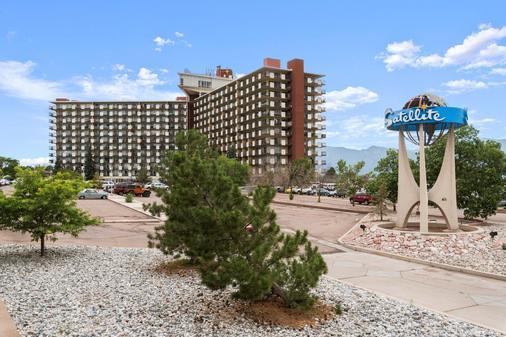 衛星酒店 - 科羅拉多斯普林斯 - 科羅拉多斯普林斯 - 建築