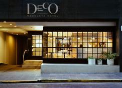 DecO Recoleta Hotel - Buenos Aires - Budynek