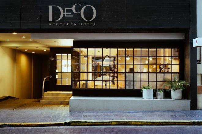 DecO Recoleta Hotel - Buenos Aires - Rakennus