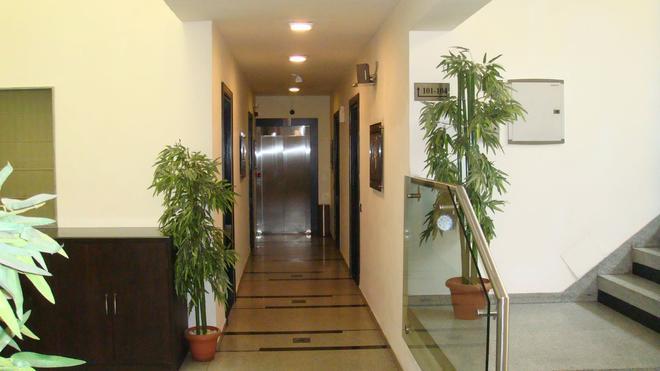 雪耶央斯酒店 - 新德里 - 新德里 - 門廳