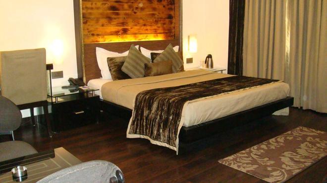 雪耶央斯酒店 - 新德里 - 新德里 - 臥室