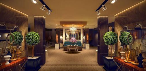 DoubleTree by Hilton Kazan City Center - Καζάν - Σαλόνι ξενοδοχείου