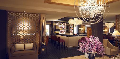 DoubleTree by Hilton Kazan City Center - Καζάν - Bar