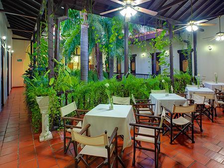 Centro Hotel - Cartagena - Nhà hàng