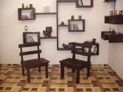 Amraai Homestay - Rishīkesh - Lobby