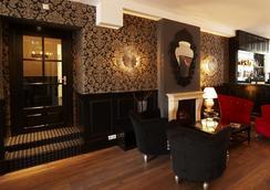 Hotel Blyss - Amsterdam - Oleskelutila