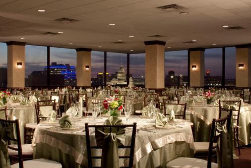 Hilton Garden Inn Austin Downtown/Convention Center, TX - Austin - Banquet hall