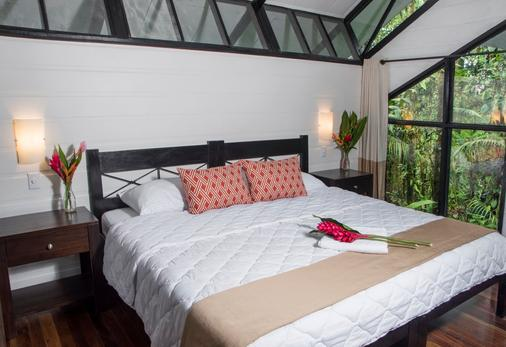 Tapirus Lodge - Guápiles - Bedroom