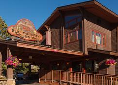 Elk Country Inn - Jackson - Edificio