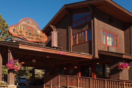 Elk Country Inn - Jackson - Κτίριο