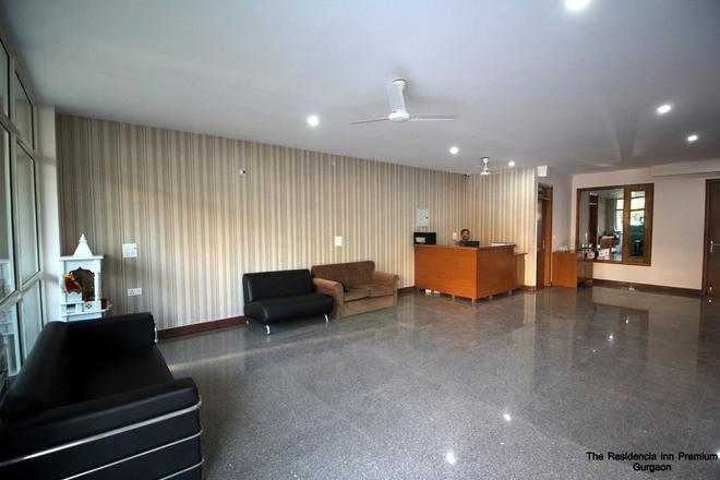 The Residencia Inn Premium - Gurgaon - Lobby