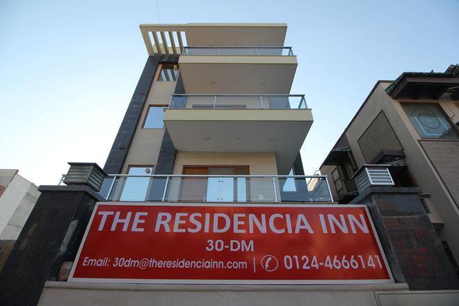 The Residencia Inn Premium - Gurgaon - Building