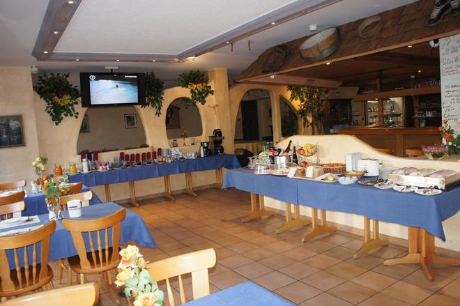 Hotel Beau Séjour - Leukerbad - Εστιατόριο