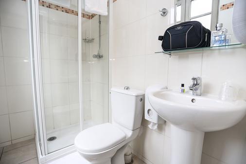 蒙特克萊旅舍 - 巴黎 - 巴黎 - 浴室