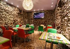 Le Montclair Montmartre by Hiphophostels - Παρίσι - Εστιατόριο