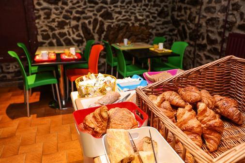 蒙特克萊旅舍 - 巴黎 - 巴黎 - 餐廳
