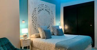 阿德阿爾巴精品水療酒店 - 美里達 - 梅里達 - 臥室