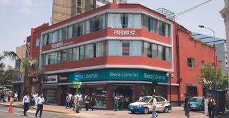 Pariwana Hostel Lima - Lima - Outdoor view