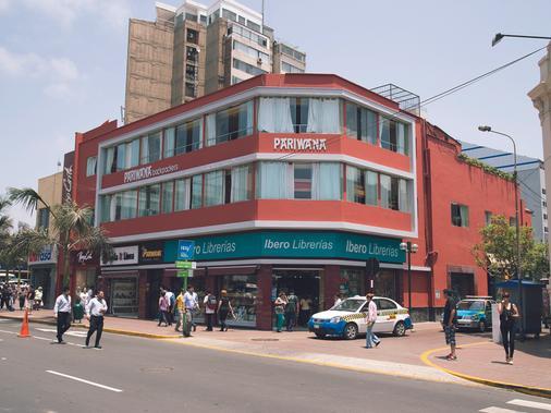 Pariwana Hostel Lima - Lima - Cảnh ngoài trời