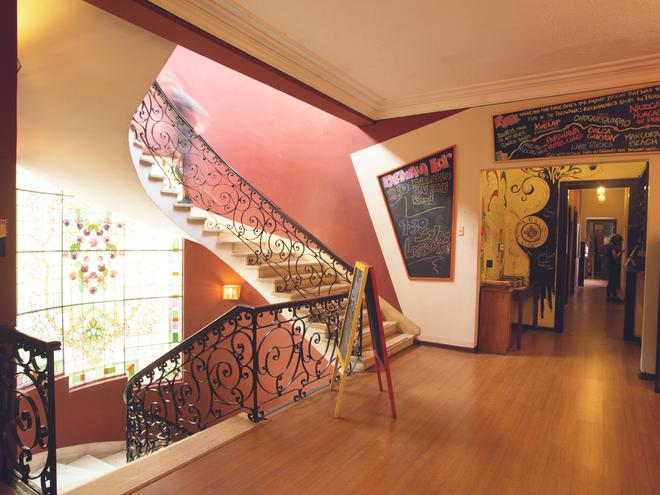 Pariwana Hostel Lima - Adults only - Lima - Stairs