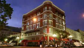 基廷酒店 - 聖地牙哥 - 聖地亞哥 - 建築