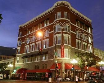 Keating Hotel - San Diego - Building