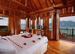 Phi Phi The Beach Resort - Ko Phi Phi - Bedroom