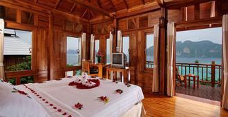 Phi Phi The Beach Resort - קופיפי - חדר שינה