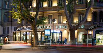 Hotel Imperiale - Rooma - Rakennus