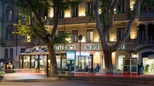 Hotel Imperiale - Rom - Gebäude