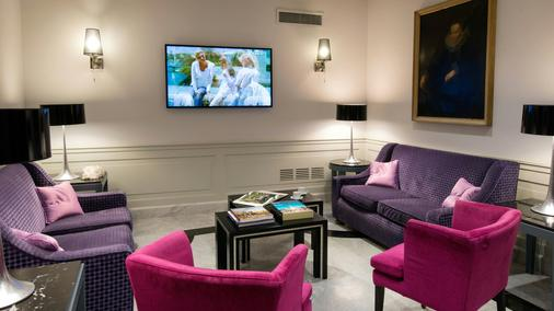 Hotel Imperiale - Rome - Living room