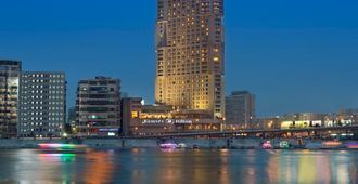 Ramses Hilton - Cairo - Gebouw