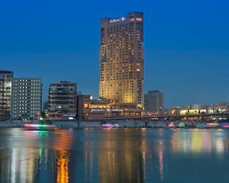 Ramses Hilton - Cairo - Building