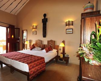 Lamantin Beach Hotel - Mbour - Bedroom