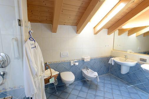 Ringhotel Nebelhornblick - Oberstdorf - Bathroom
