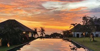 Balian Prana Lodge - Selemadeg - Pool