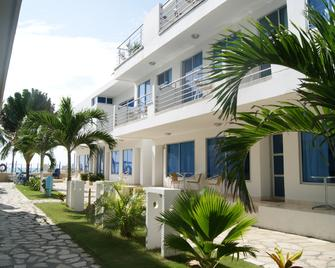 Hotel Portoalegre - Coveñas - Gebouw