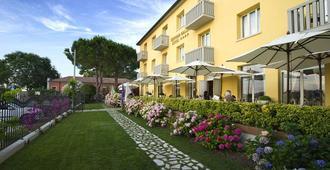 Viktoria Palace Hotel - Venedig - Außenansicht