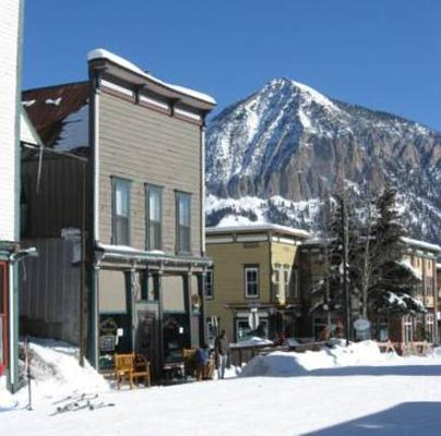 The Forest Queen Hotel - Crested Butte - Gebäude
