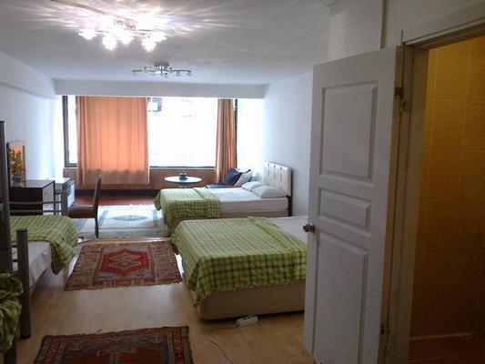Istanbul Harmony Hostel - Стамбул - Спальня