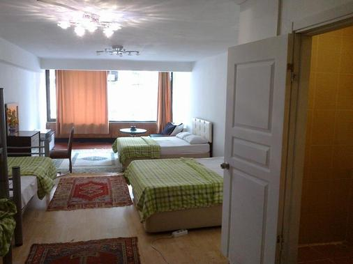 Istanbul Harmony Hostel - Istanbul - Phòng ngủ