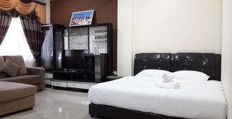 OYO 1151 Diamond Hotel - Kota Bharu - Phòng ngủ