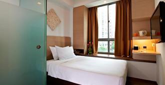 Aqueen Hotel Balestier - Singapur - Habitación