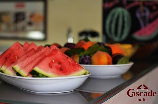 Cascade Hotel - Yerevan - Food